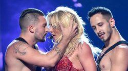 Britney Spears a fait monter la température aux Billboard Music