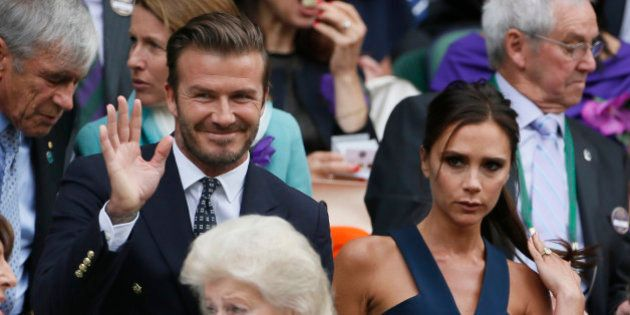 PHOTOS. Wimbledon: William et Kate, les Beckham et Hugh Jackman pour le choc