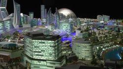 Bientôt à DubaÏ, une ville climatisée et le plus grand centre commercial du