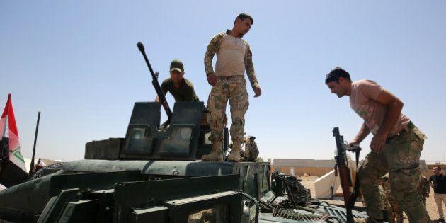 L'Irak se lance dans l'une de ses plus dures batailles pour reprendre Fallouja à