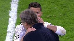 Qu'a pu dire Ronaldo à l'oreille de Blanc après le
