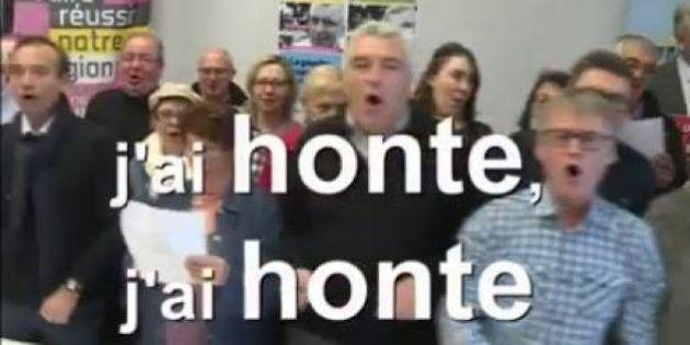 VIDEO - Le clip de campagne anti-FN et totalement WTF du PS dans le