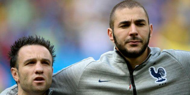 Benzema en garde à vue dans l'affaire du chantage présumé à la