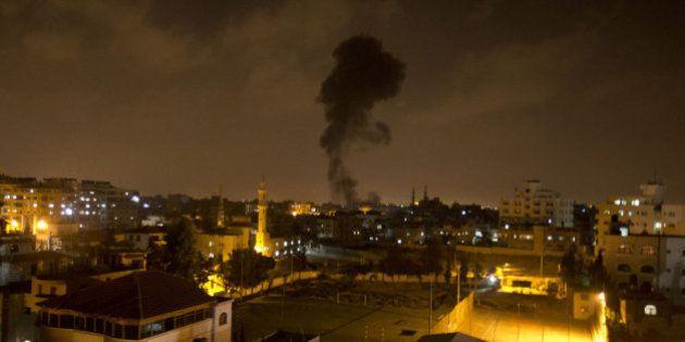 Nouvelle nuit d'émeutes dans le nord d'Israël, sept morts dans des raids à