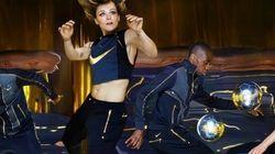 Après avoir séduit les Kardashian avec Balmain, Rousteing se met au foot avec Nike et