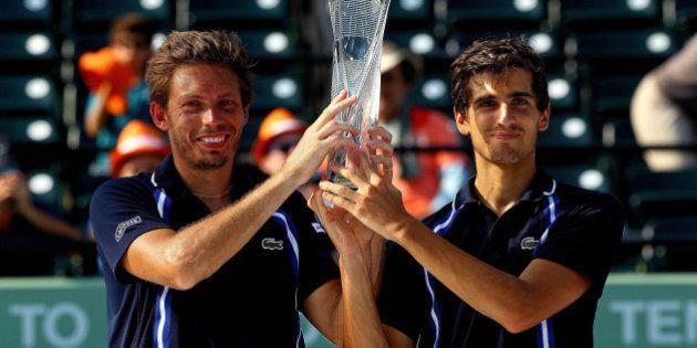 Nicolas Mahut / Pierre-Hugues Herbert favoris à Roland Garros : pourquoi la France mise tant sur le