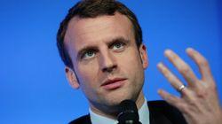 Macron appelle à aller
