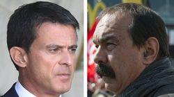 Valls et Martinez s'engagent dans un face à face