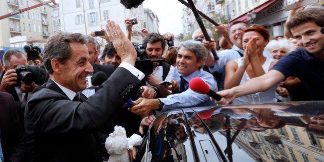 Comptes de campagne de Sarkozy: enquête ouverte sur le paiement par l'UMP des pénalités infligées à