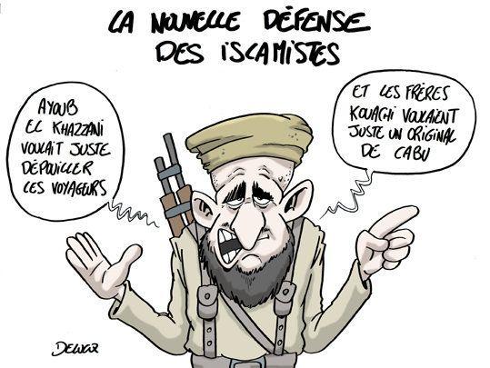 Les mensonges d'Ayoub El