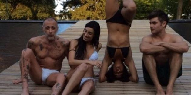 Michelle Rodriguez a laissé tomber Cara Delevingne pour Zac