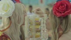 Un pack de bière