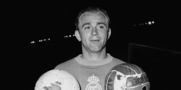 Alfredo Di Stéfano est mort: l'ex-star du Real Madrid et de l'Argentine est décédé après un arrêt