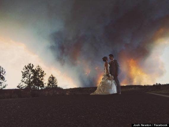 Des photos de mariage réussies malgré (ou grâce à) une