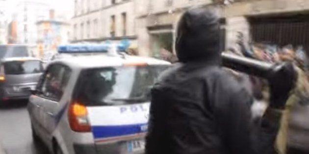 Voiture de police brûlée: 3 des 4 mis en examen remis en liberté sous contrôle