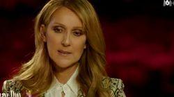 Céline Dion raconte son dernier baiser à son mari