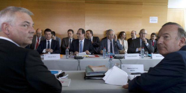 Conférence sociale: Hollande met en garde les partenaires sociaux contre