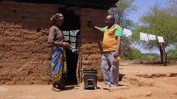 VIDÉOS - Au Kenya, des fourneaux pour sauver des vies et