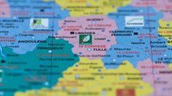 Le Limousin rattaché à l'Aquitaine