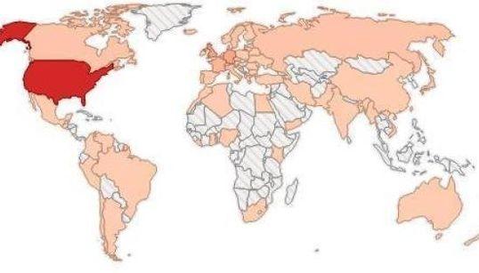 La France est l'un des pays les plus nobélisés au