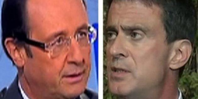 VIDÉO. Pénurie d'essence: Manuel Valls (version 2016) contredit François Hollande (version 2010) sur...