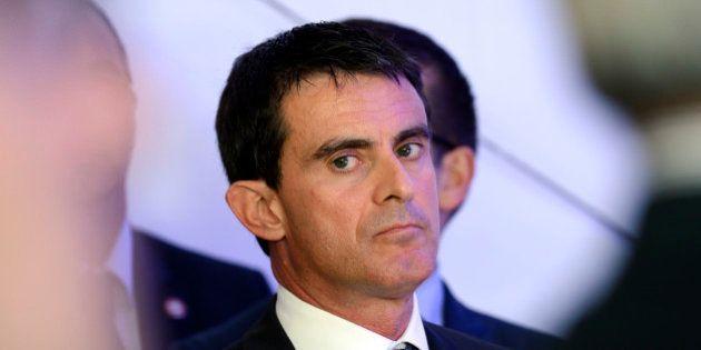 Jeux olympiques 2024 à Paris: en soutenant la candidature du Grand Paris à l'Expo universelle 2025, Valls...