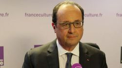 François Hollande hier sur France Culture: la parole