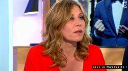 Mathilde Seigner doute du talent de comique de Laurent