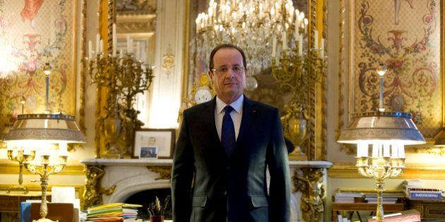 François Hollande sacré