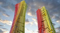 Des gratte-ciel pour désengorger les bidonvilles de