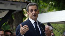 Sarkozy compare l'afflux de migrants à une fuite d'eau, la gauche