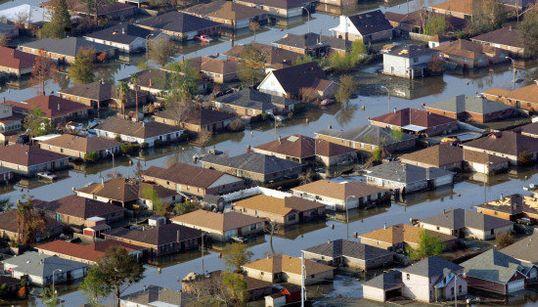 Découvrez la transformation de la Nouvelle Orléans 10 ans après