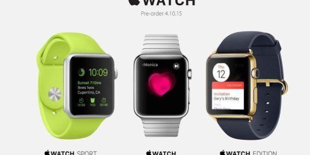 L'Apple Watch 2 est déjà en préparation, voici les nouveautés qu'elle pourrait