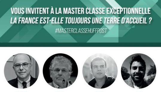 Assistez à une master classe HuffPost exceptionnelle sur la France terre