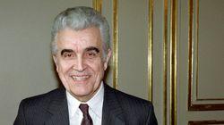 Le philosophe et académicien français René Girard est