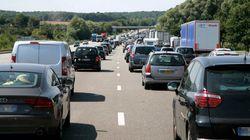 Le nombre de morts sur les routes en hausse de 1,3% en
