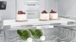 Contre le gaspillage alimentaire, des réfrigérateurs avec appareil photo