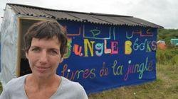 Une bibliothèque pour les migrants de Calais apporte une touche de poésie dans la
