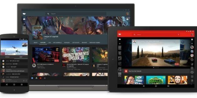 YouTube Gaming, la nouvelle plate-forme de visionnage live de jeux vidéo lancée par