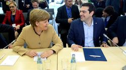 La Grèce et les sommets de