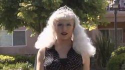 Une personne transgenre élue reine d'un bal de fin d'année en Californie, en pleine