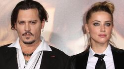 Amber Heard accuse Johnny Depp de violences conjugales, photo à