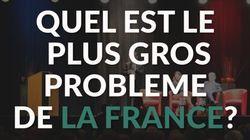 Quel est plus gros problème de la France? On a posé la question au