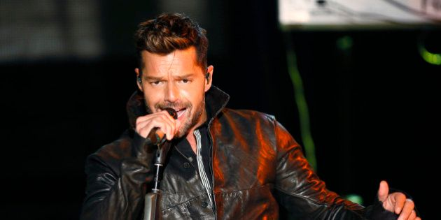 Donald Trump taclé par Ricky Martin pour ses commentaires