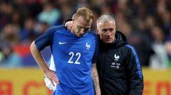 Jérémy Mathieu forfait pour l'Euro, Samuel Umtiti le