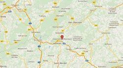 La foudre frappe un terrain de foot en Allemagne, 35