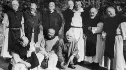 Tibéhirine: les crânes des moines exhumés en présence d'un juge