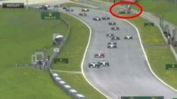 Impressionnant accrochage en F1, un miraculé sur la