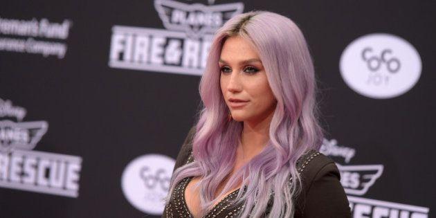 Kesha accuse d'agression sexuelle Dr Luke, son ex-producteur, qui