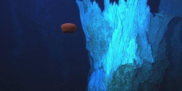 Origines de la vie : la théorie des monts hydrothermaux renforcée par une récente étude de la